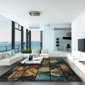 We offer a beautiful variety of elegant rugs