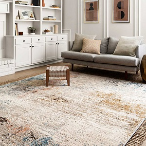 Contemporary Rugs Roomshot