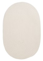 Colonial Mills Boca Raton BR10 White RUG