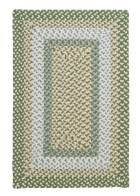 Colonial Mills Montego MG19 Lily Pad Green RUG