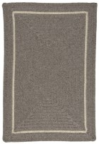 Colonial Mills Shear Natural EN32 Rockport Gray RUG