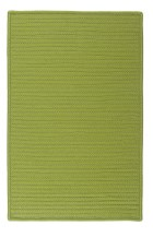 Colonial Mills Simply Home Solid H271 Bright Green RUG