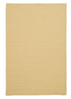 Colonial Mills Simply Home Solid H833 Pale Banana RUG