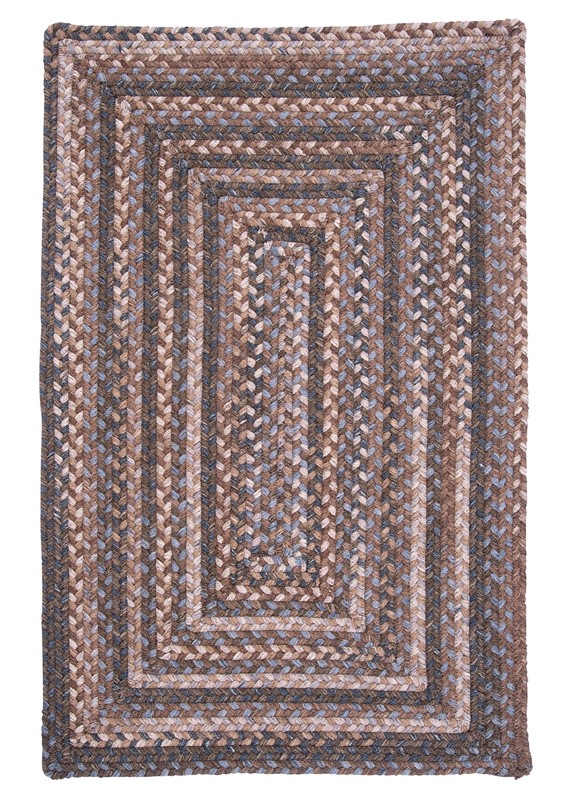 Colonial Mills Gloucester GL88 Brown RUG
