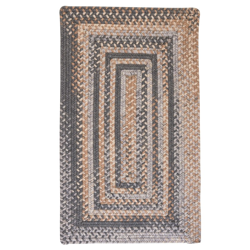 Colonial Mills Gloucester GL98 Gray RUG