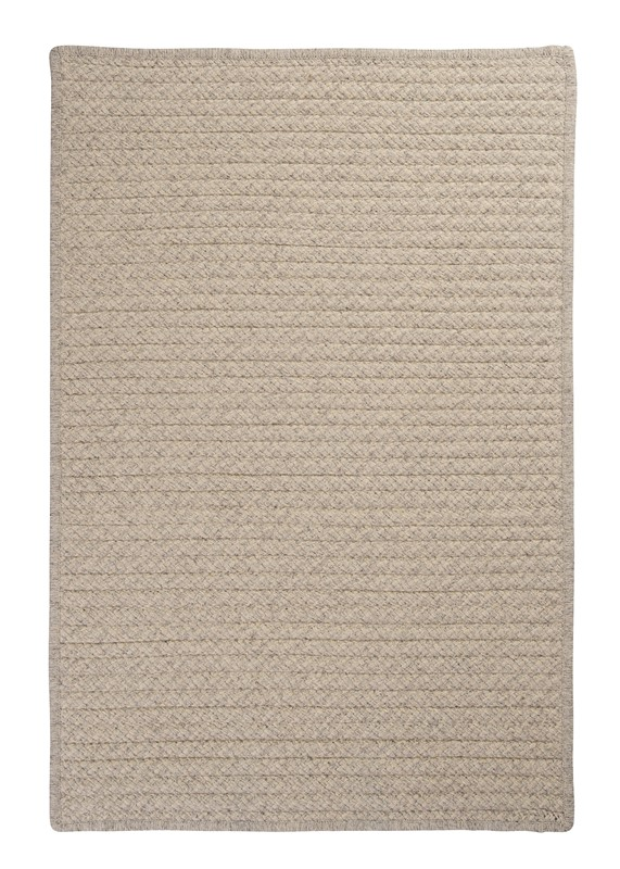 Colonial Mills Natural Wool Houndstooth HD31 Neutral RUG