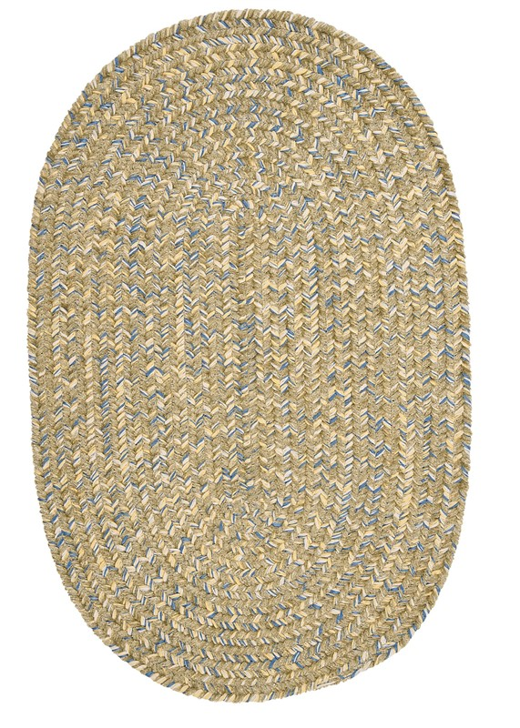 Colonial Mills West Bay WB61 Green RUG