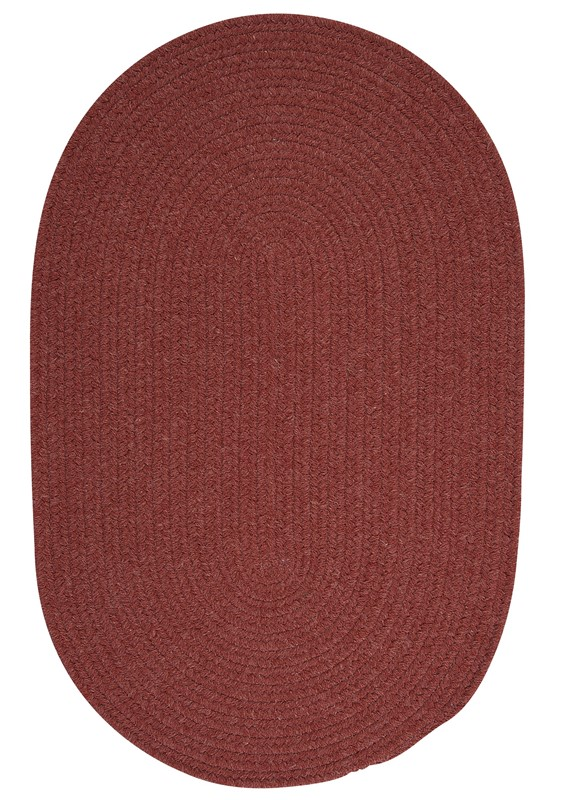 Colonial Mills Bristol WL11 Red RUG