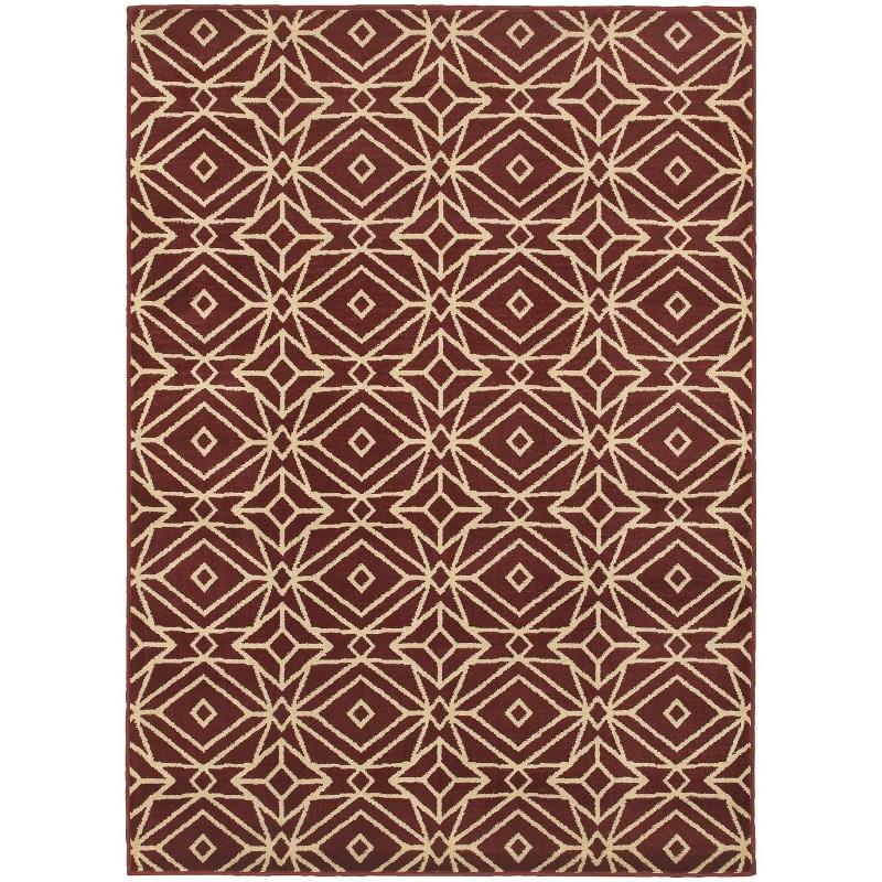 oriental-weavers-stratton-5882b-red-rug
