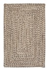 Colonial Mills Corsica Rustic Farmhouse Storm Gray Rugs