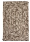 Colonial Mills Corsica Rustic Farmhouse Weathered Brown Rugs