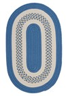 Colonial Mills Flowers Bay FB51 Blue RUG