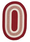 Colonial Mills Flowers Bay FB71 Red RUG