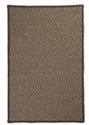 Colonial Mills Natural Wool Houndstooth Rustic Farmhouse Caramel Rugs