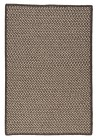 Colonial Mills Natural Wool Houndstooth Rustic Farmhouse Rugs HD36