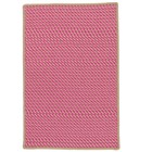 Colonial Mills Point Prim Modern Magenta Rugs