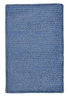 Colonial Mills Simple Chenille M501 Blue RUG