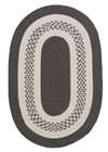 Colonial Mills Crescent NT11 Gray RUG