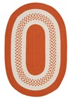 Colonial Mills Crescent NT21 Orange RUG