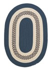 Colonial Mills Crescent NT51 Blue RUG