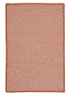 Colonial Mills Outdoor Houndstooth Tweed Rustic Farmhouse Rugs OT19