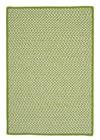 Colonial Mills Outdoor Houndstooth Tweed OT69 Green RUG