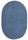 Colonial Mills Spring Meadow S501 Blue RUG