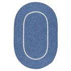 Colonial Mills Silhouette SL05 Blue RUG