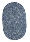 Colonial Mills West Bay WB51 Blue RUG