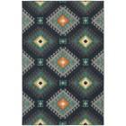 Oriental Weavers Hampton 4929B Navy RUG