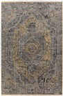 Dalyn Baku Traditional Goldenrod Rug BU3