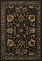 Dalyn Wembley WB787 BLACK RUG
