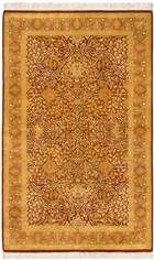Ecarpet Pako Persian 18/20  Dark Orange-Red/Khaki RUG