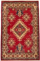 Ecarpet Finest Gazni  Red RUG