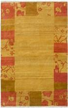 Ecarpet Peshawar Ziegler  Beige/Light Gold RUG