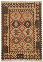 Ecarpet Sivas  Copper/Light Gold RUG