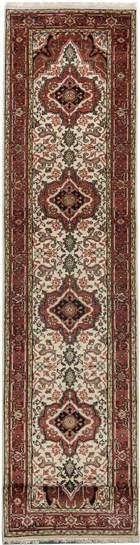 Ecarpet Serapi Heritage  Cream/Dark Copper RUG