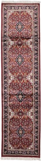 Ecarpet Kashmir  Dark Red RUG