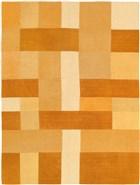 Ecarpet Bohemian  Orange RUG
