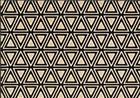 Black/beige Rug