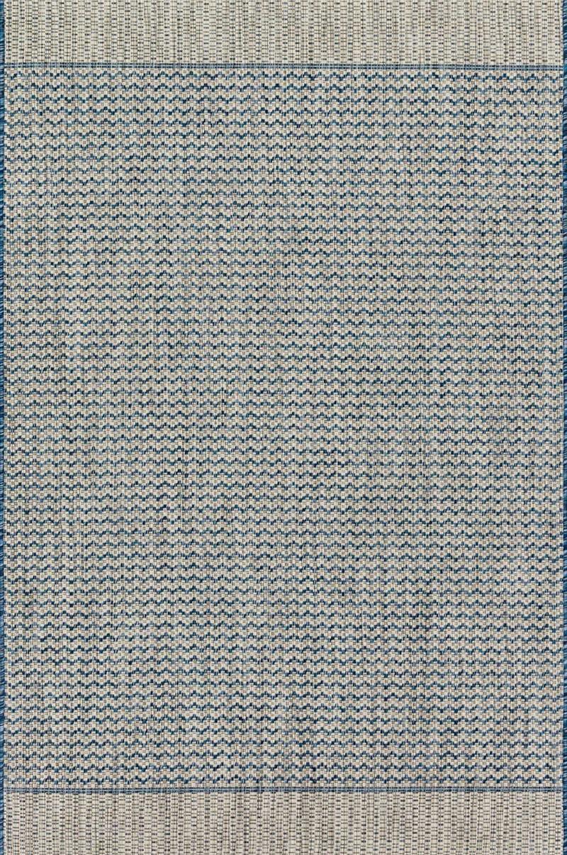 Loloi Isle Ie03 Grey Blue Rug