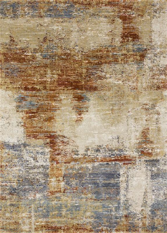 Loloi Augustus Contemporary Terracotta Rugs AGS-02