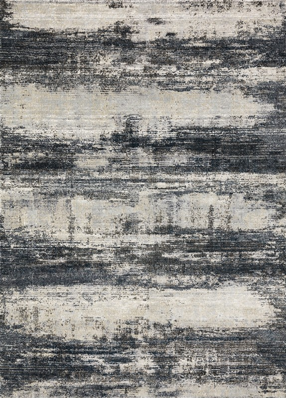 Loloi Augustus Contemporary Navy Rugs AGS-07