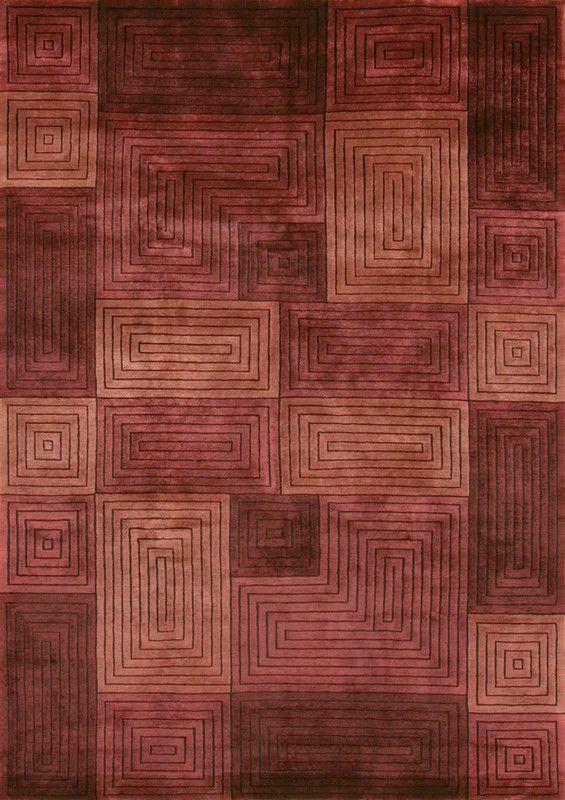 loloi-floyd-fl05-burgundy-rug