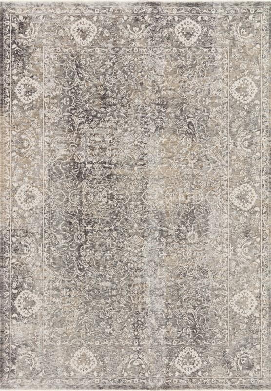 Loloi HOM-03 Homage Stone/Ivory Rug