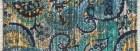 Loloi ARIA AR05 BLUE / MULTI RUG