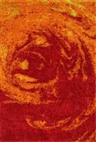 Loloi BARCELONA SHAG BS02 FIRE Rug