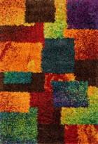 Loloi BARCELONA SHAG BS05 MULTI Rug