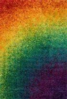 Loloi BARCELONA SHAG BS01 RAINBOW RUG