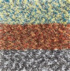 Loloi CALLIE SHAG CJ01 COLOR BLOCK / 01 Rug